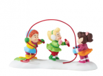 department 56 north pole skip with a twist new 2016 accessory