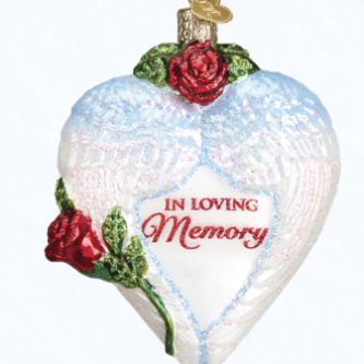 Personalized Memorial Archives  Christmas Store
