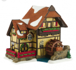 av08 department 56 Alpine Village Alpen Woolen Mill