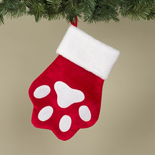 plush puppy dog stocking