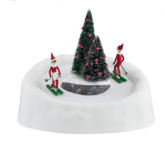 4053558 department 56 north pole village elf on the shelf skiing hill