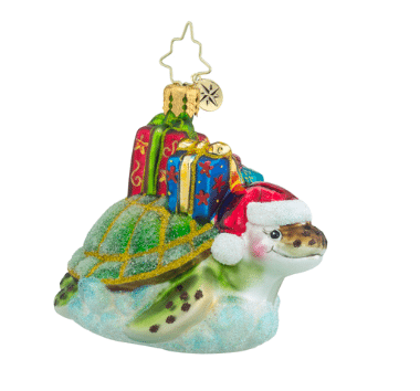 christopher radko under the sea little gem ornament