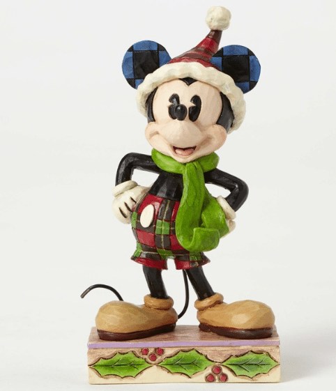 jim shore disney traditions mickey mouse