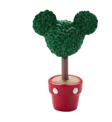 department 56 mickey topiary