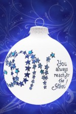 son you always reach for the stars ornament