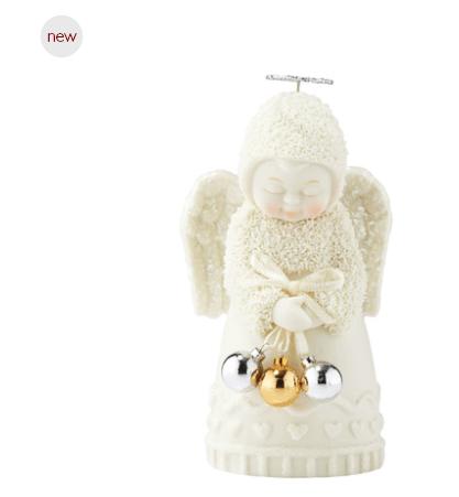 snowbabies angel of christmas