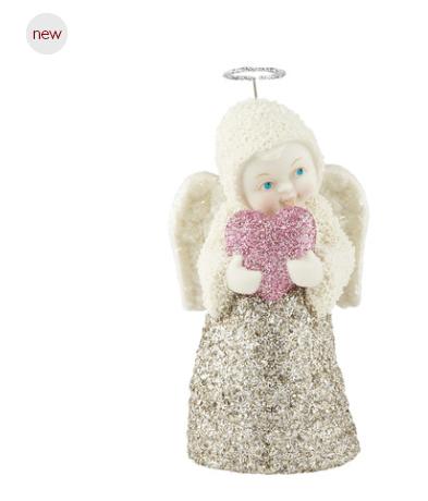 snowbabies angel of love