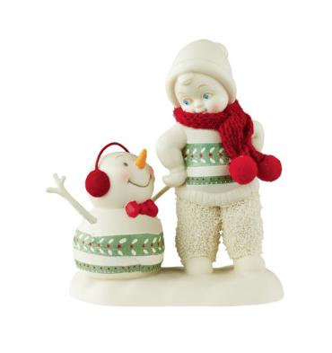 snowbabies christmas sweater