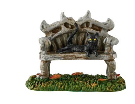 svh121 black cat bench