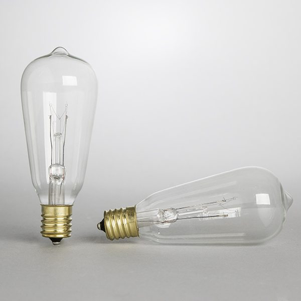 92888 2 pack st40 edison replacement bulbs