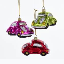 retro vw beetle ornament