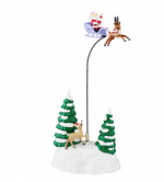 department 56 up up and away rudolph