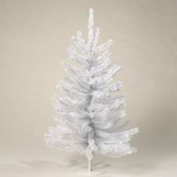1 foot white tree