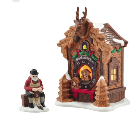 department 56 alpine village christmas market black forest mid year
