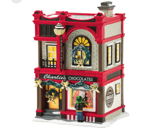 department 56 snow village mid year holiday special christmas sweets