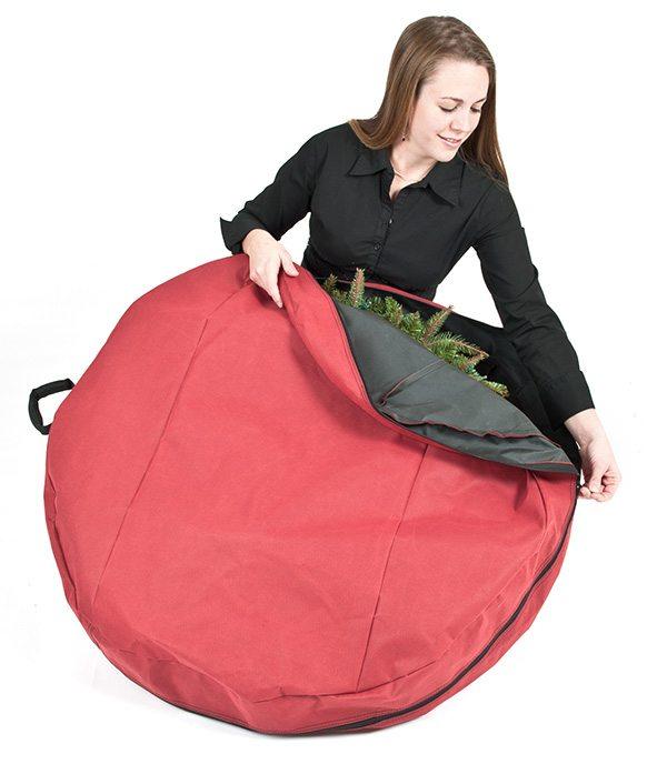 direct suspend wreath bag