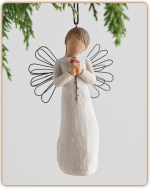demdaco willow tree loving angel ornament