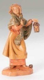 fontanini elisabeth innkeepers wife figurine