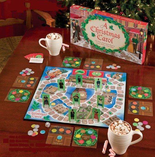 Dickens a christmas carol board game