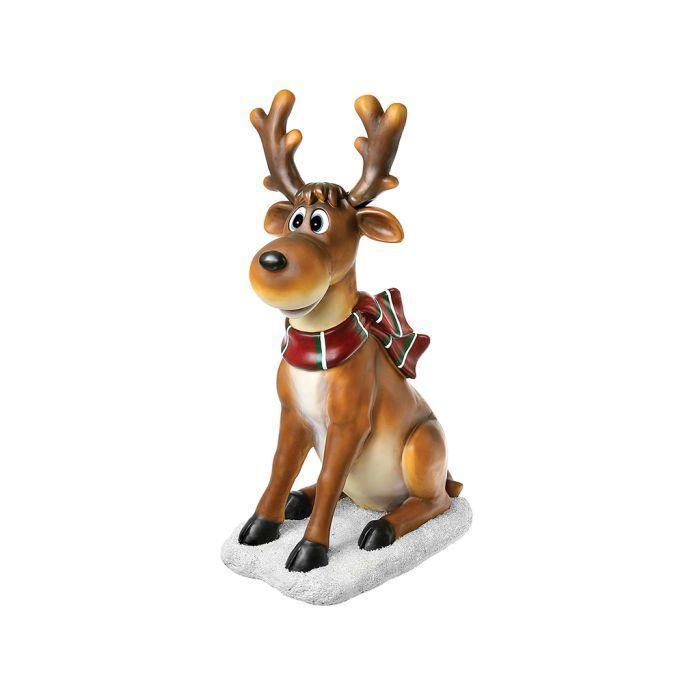 indoor outdoor resin reindeer decoration
