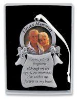 box053 blessed memories memorial ornament