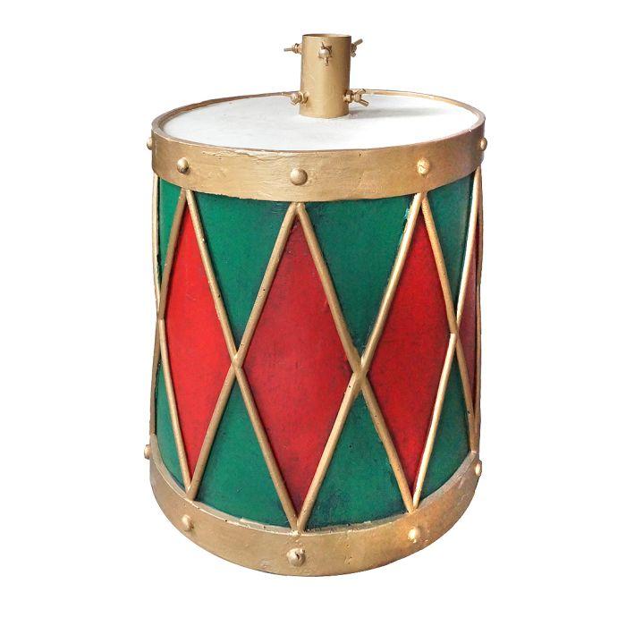 drum tree stand