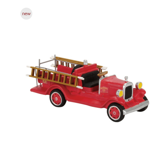 department 56 jack daniel old #7 fire brigade