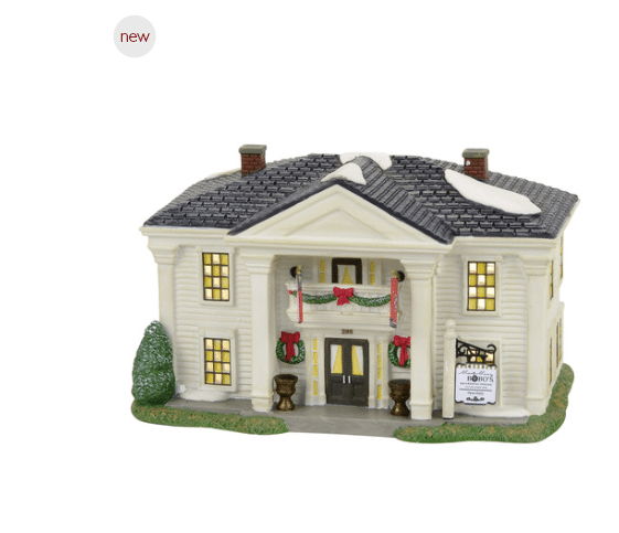 department 56 miss mary bobos boarding house