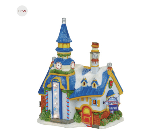 department 56 new years eve center