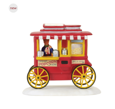 accessoriesdepartment 56 christmas story popcorn wagon accessories