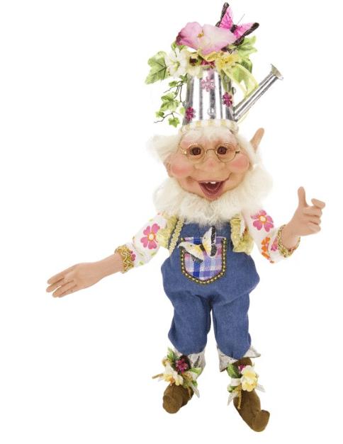 mark roberts flower potter elf