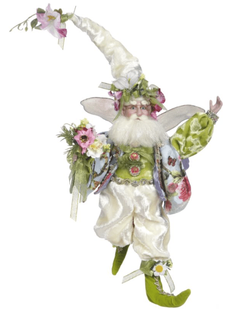 mark roberts may flowers fairy