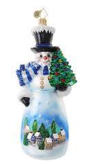 christopher radkp starry skies snowman