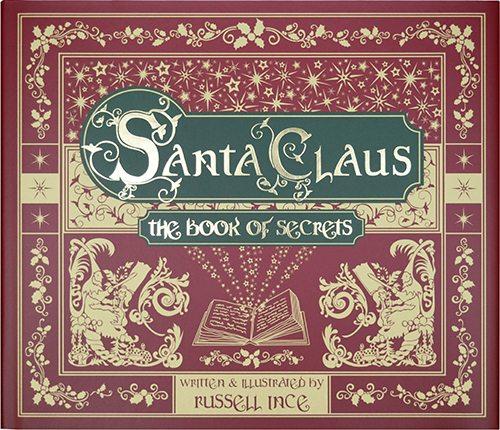 santa claus book of secrets