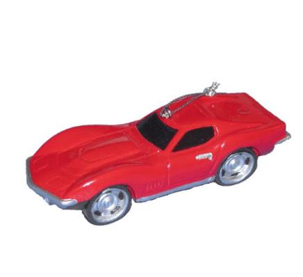 chevrolet corvette ornament