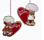 sweet grandson or granddaughter ornament