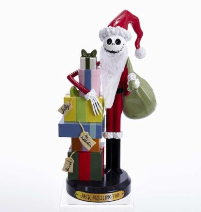 nightmare before christmas jack skellington nutcracker