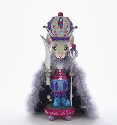 15 inch fancy mouse king nutcracker