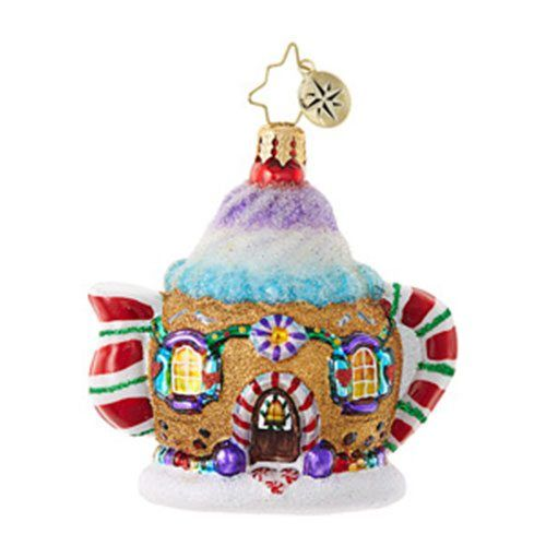 christopher radko sweet tea little gem ornament