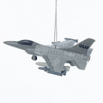 united states air force jet ornament