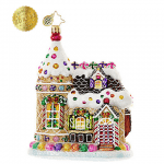 christopher radko home sweets home ornament