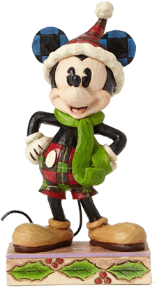 Micky Mouse Christmas Collectible