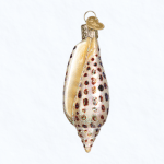 ow12465 old world christmas junonia shell ornament