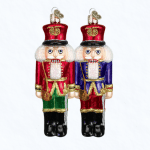 ow44041 old world christmas soldier nutcracker ornaments