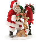 s2021 special handling required santa figurine