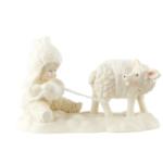 sb078 snowbabies id do anything for ewe