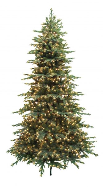 On Sale! Bryce Canyon Pre-Lit Artificial Christmas Tree