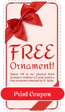 Free Christmas Ornament!