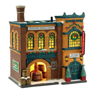 department 56 christmas in the city brew house