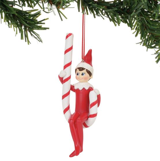 cartoon - Candy Cane Christmas Shop